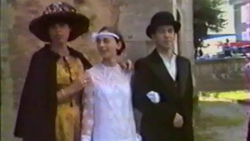 1999 – Pont Saint Vincent à la belle époque – Partie 4 : Défilé de mode à l'ancienne