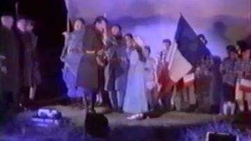 1999 – Pont Saint Vincent à la belle époque – Partie 3 : Fresque historique