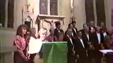 1999 – Pont Saint Vincent à la belle époque – Partie 1 : Concert à l'église (chorale)
