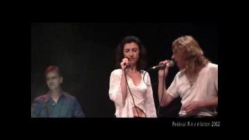 "2002 – XO chante ""Seule""  à Revelation"