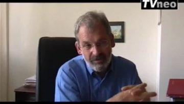 2004 – Claude Grivel, maire de Messein et Président de la communauté de communes de Moselle et Madon
