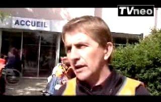 2004 – Grèves à Jacques Parisot