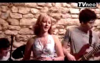 2004 – Marine chante à Radio Déclic