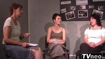 """2005 L'association """"Super Nounous"""" sur tvneo"""