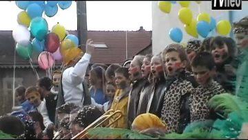 2006 – Carnaval dans les rues de Neuves-Maisons