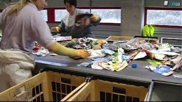 2006 – Centre de valorisation des déchets à Ludres