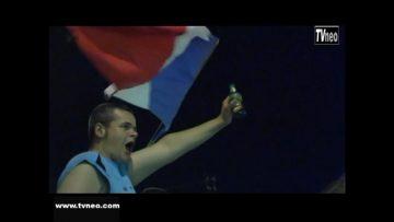 2006 – Les néodomiens fêtent la victoire de la France de football en demi-finale