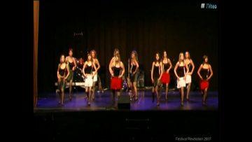 2007 – Le groupe de danse Bazar de filles au Festival Révélation – Baila