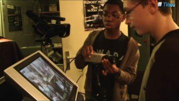 2008 – Atelier vidéo organisé par l'association AIA