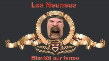 2008 – Les Neuneus débarquent sur la télévision tvneo