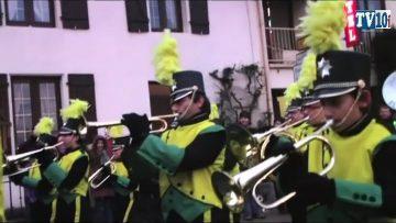 2009 – Défilé de Saint Nicolas à Neuves-Maisons – OCEAN