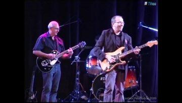 2009 – Lino Buttice et des amis musiciens jouent Tequila au festival Révélation