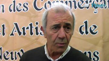 2010 – Joel Ouali présente l'association UCAN