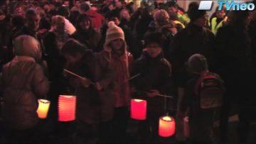 2011 – Défilé des lampions à Neuves-Maisons – OCEAN