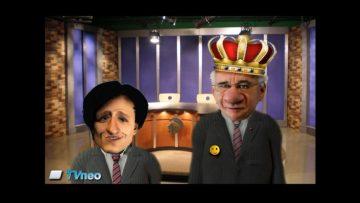 2011 – PPJT reçoit le roi des Neuneus dans son journal télévisé