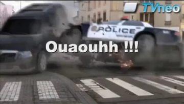 2012 – Gros crash au centre ville de Neuves-Maisons