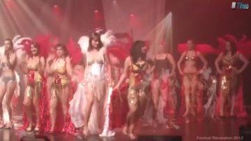 2012 –  Groupe de danse Bazar de filles au festival Révélation – Carnaval