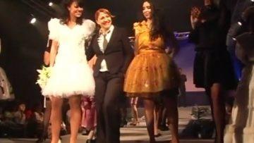 2012 – Rosa Linda Création au défilé de mode des Fées minines