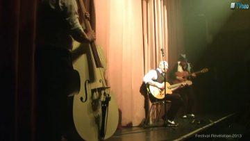 2013 – Le groupe Respirando joue Séphora au festival Révélation