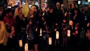 2013 – Mise en lumière de Neuves-Maisons – OCEAN