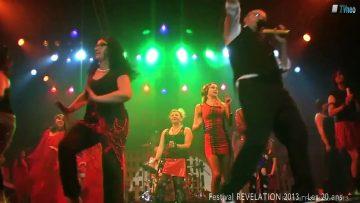 2013 – Tous les artistes sur scène pour le final du festival Révélation