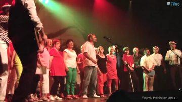 2014 – Chorale, les éléctrons libres au festival Révélation