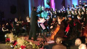 2014 – Concert de Noël. Tous les artistes pour le final musical – OCEAN