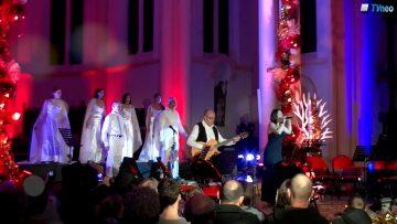 2014 – Halleluja avec 2C au Concert de Noël à Neuves-Maisons – OCEAN