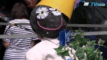 2014 – La Main Verte, marché au fleurs et de l'artisanat