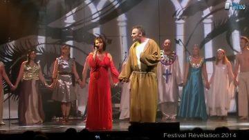 2014 – Le groupe de danse Bazar de filles à Révélation  : L'envie d'aimer