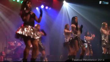 2014 – Le groupe de Danse Bazar de filles à Révélation – Rain In Man