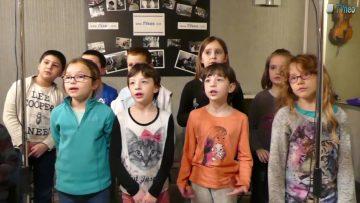 2015 – Clip vidéo musical de la classe de CP/CE1 de Mme Céline Vuidard de l'école de Chavigny