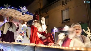 2015 – Défilé de Saint Nicolas organisé par OCEAN