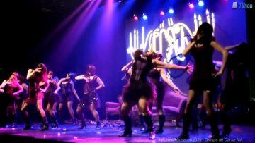 2015 – Eyes Wide Shut par le groupe de danse Bazar de filles à Révélation