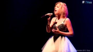 2015 – Giuzy chante au festival Révélation – Des ailes à mes envies
