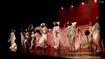 2015 – Le groupe de danse Bazar de filles au Festival Révélation – Beau Malheur