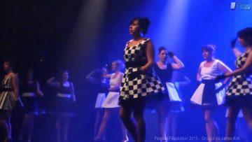 2015 – Le groupe de danse Bazar de filles à Révélation – Seven Nation Army