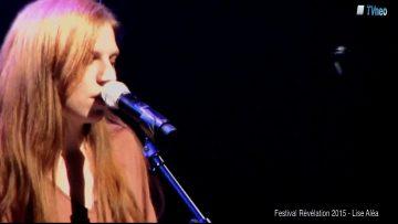 2015 – Lise Alëa au Festival Révélation