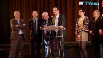 2015 – Voeux de Filipe Pinho Président de la communauté de communes de Moselle et Madon