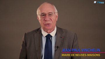 2015 – Voeux du maire de Neuves-Maisons – Jean-Paul Vinchelin