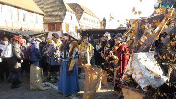 2016 – Les Coucous de ACDC au Marché de Noël de Ribeauvillé et de Riquewihr