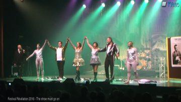2016 – Les Zam's chantent The Show Must Go On à Festival Révélation