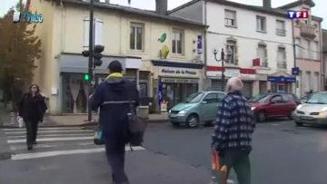 2016 – Neuves-Maisons attend ses migrants (JT 13H – TF1)