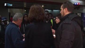 2016 – Une cinquantaine de migrants accueillis à Neuves-Maisons (JT de 13H – TF1)