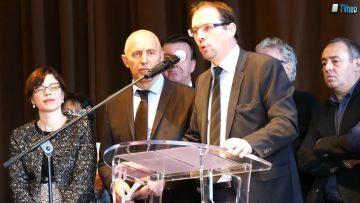 2016 – Voeux de Filipe Pinho Président de la communauté de communes de Moselle et Madon (Résumé)