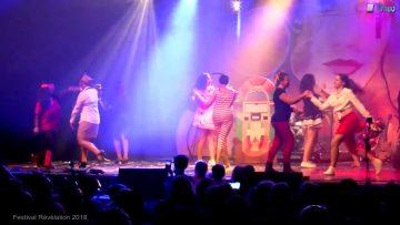 2018 – Claps Your Hand par le groupe danse Bazar de filles à Révélation