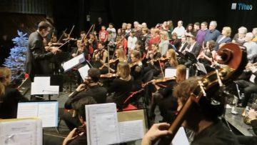 2018 – Concert de Nouvel An avec le Symphonic Orchestra