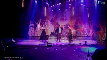 2018 – Le Trio Zam's chante au festival Révélation – Vivo per lei