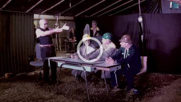 2018 – Scène 2 – Théâtre avec la troupe d'en fer