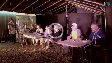2018 – Scène 4 – Théâtre avec la troupe d'en fer